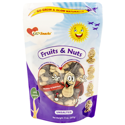 GG's Fruits & Nuts 8oz Bag