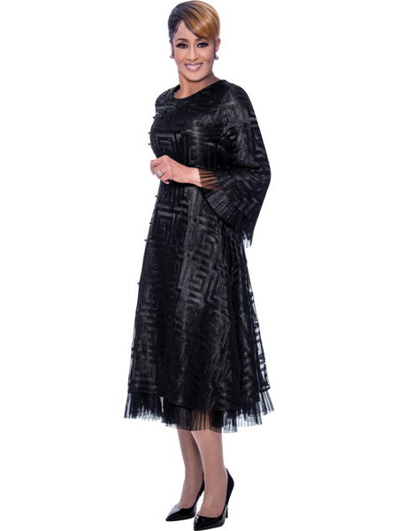 Gold Dorinda Clark Cole Dress - DCC2171