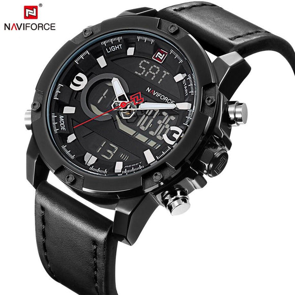 Naviforce Heavy - Black