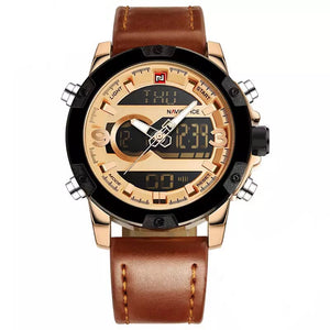 Naviforce Heavy - Brown