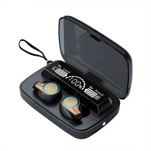 M18 Powerbank TWS WIRELESS EARBUDS