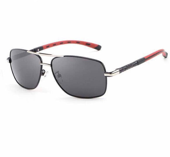 POLARIZED SUNGLASSES - RED
