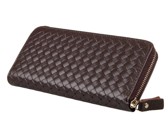 Men's long wallet/Cluth bag -8067C