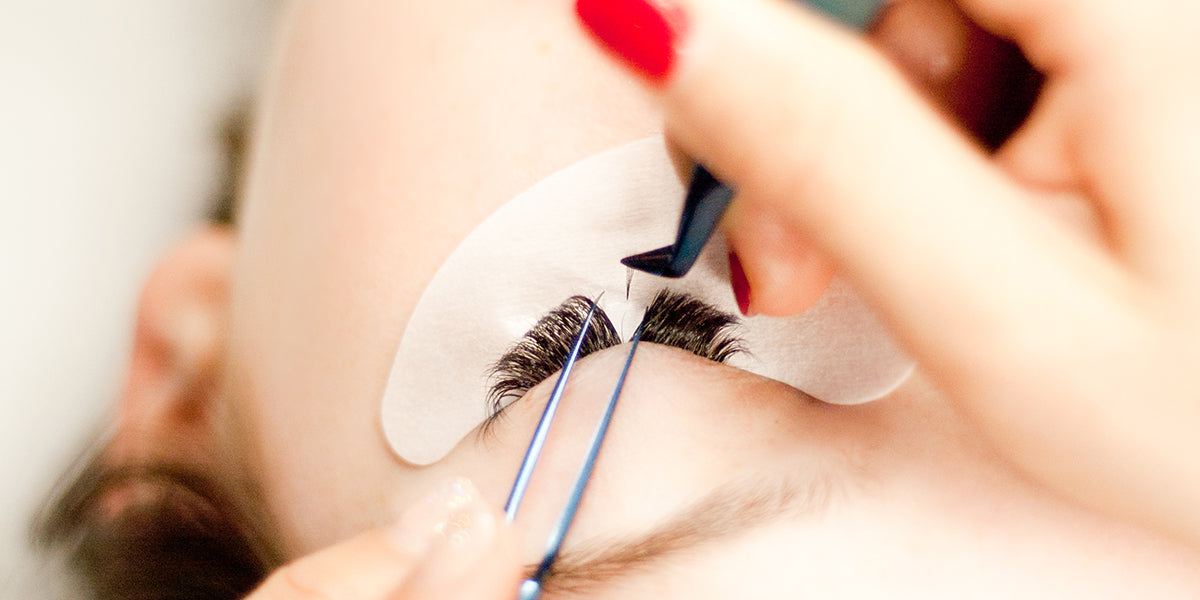 classic eyelash extension training – auckland lash & brows