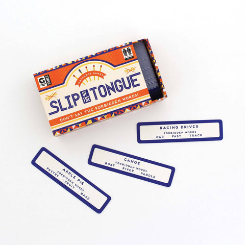 Matchbox Games: Slip of the Tongue