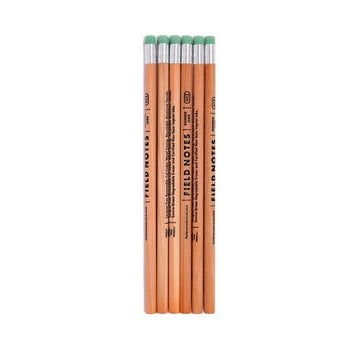 Woodgrain Pencils (6-pack)