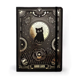 """Good Luck Cat"" Journal (Dotted)"