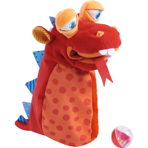 Glove Puppet Eat-it-Up Dragon
