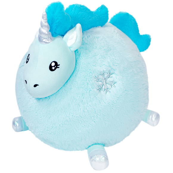 Squishable Snow Unicorn