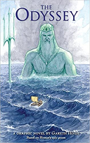 The Odyssey Graphic Novel
