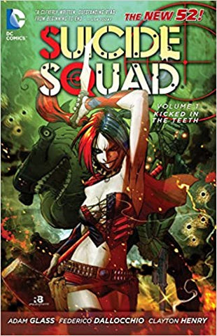 The New 52 Suicide Squad Vol. 1