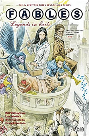 Fables: Legends in Exile