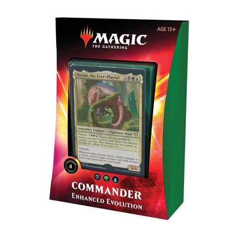 Commander 2020 Enhanced Evolution (B/G/U)