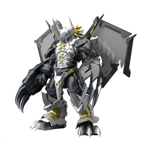 Digimon: Black Wargreymon Figure-Rise Model Kit