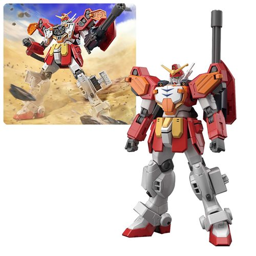 Gundam Wing: Gundam Heavyarms HGUC