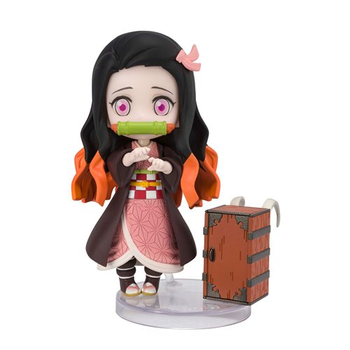 Demon Slayer: Nezuko Kamado Figuarts Mini Statue