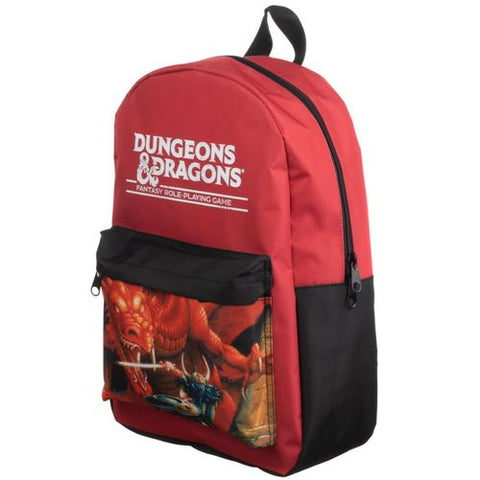Dungeons & Dragons Red Box Backpack