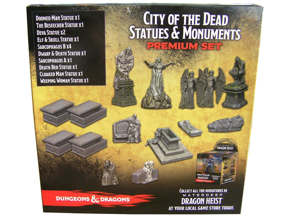 City of the Dead Monuments