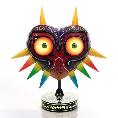 Majora's Mask Light-Up Statue (12inch)