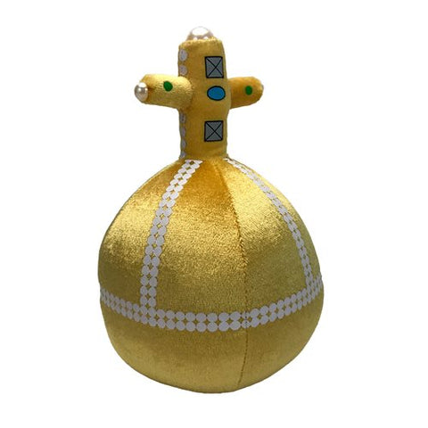 Talking Holy Hand Grenade of Antioch Plush
