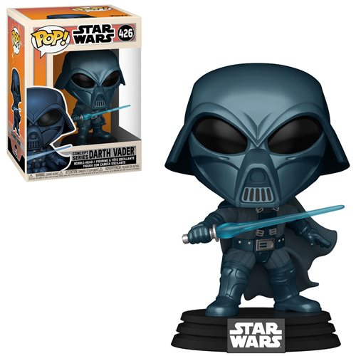 Pop! Vinyl STAR WARS Concept Art - Darth Vader