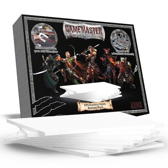 GameMaster: XPS Scenery Foam Booster