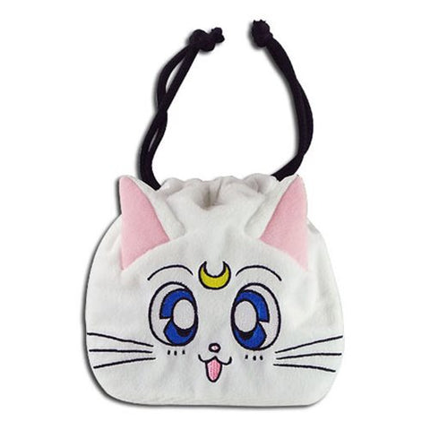 Sailor Moon: Artemis Drawstring Pouch