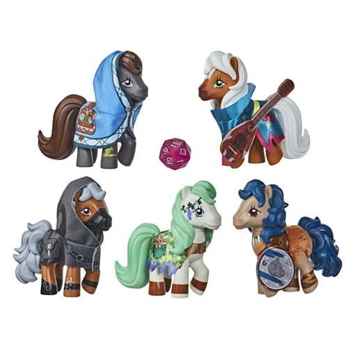 Cutie Marks & Dragons Collection