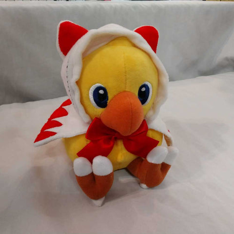 Chocobo, White Mage