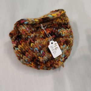 Knitted Dice Bag, Medium