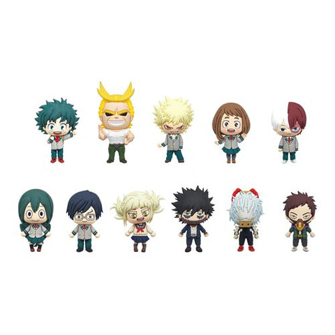 My Hero Academia: Bag Clip Blind Box Series III
