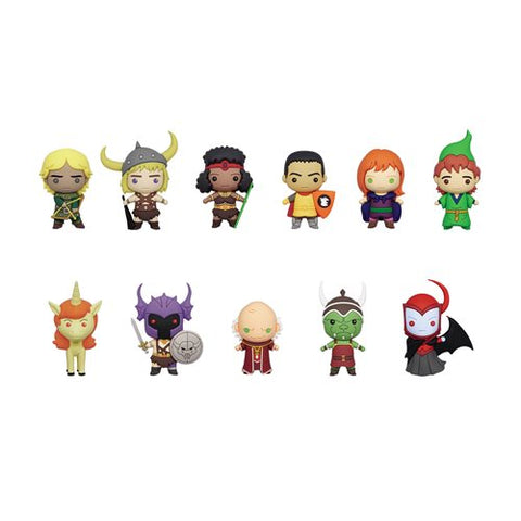 Dungeons & Dragons Cartoon: Bag Clip Blind Box