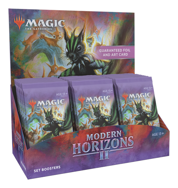 Modern Horizons II Set Booster Box