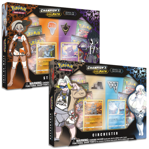 PKMN Champion's Path Special Collection