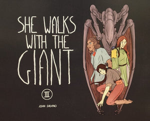 She Walks With The Giant Volume 1