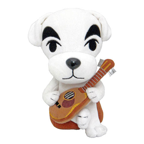 Animal Crossing: K.K. Slider 8-inch Plush