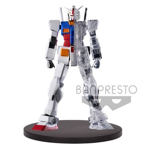 Mobile Suit Gundam RX-78-2 Internal Structure Ver. 1