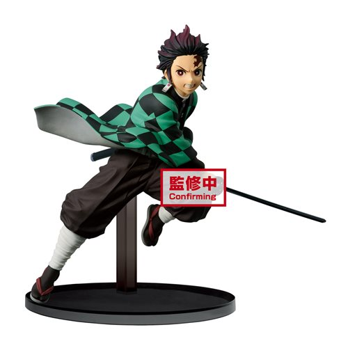 Demon Slayer: Kimetsu no Yaiba, Tanjiro Kamado (Vibration Stars Statue)