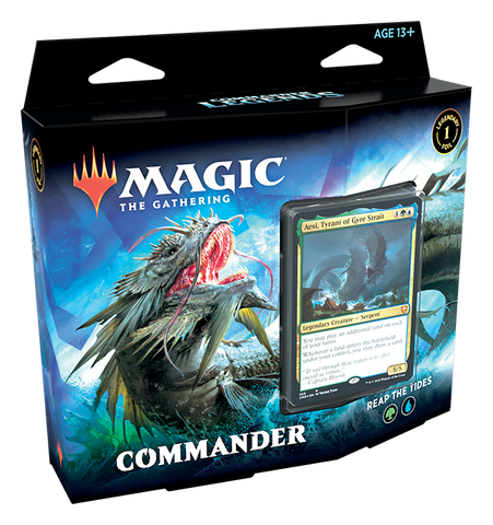 Commander Legends: Reap the Tides (G/B)