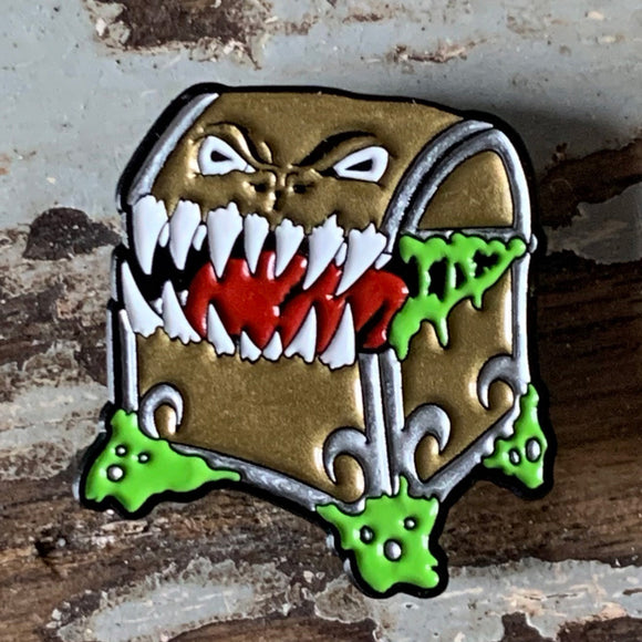 Mimic Enamel Pins