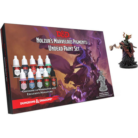 D&D Undead Paint Set