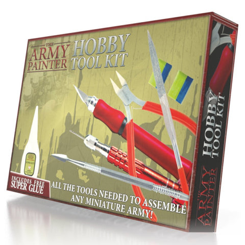 The Army Painter: Hobby Tool Kit