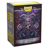 Dragon Shield Brushed Finish Art Card Sleeves (100)