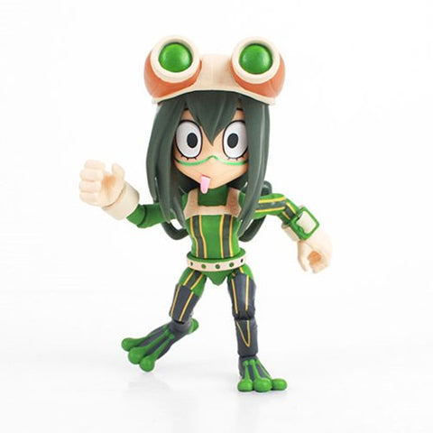 My Hero Academia: Tsuyu Asui Action Vinyl Figure
