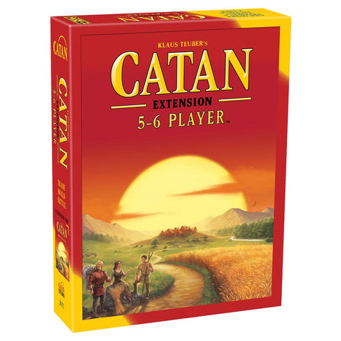 Catan: 5 – 6 Player Expansion
