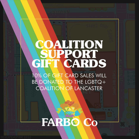 FARBO Co Gift Card