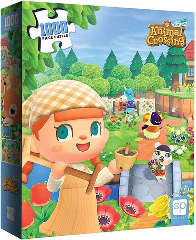 1,000-pc Puzzle: Animal Crossing New Horizons