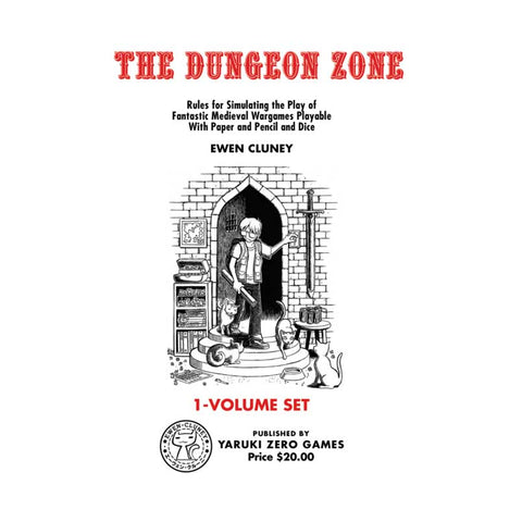 The Dungeon Zone