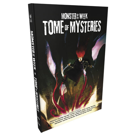 Monster of the Week: Tome of Mysteries
