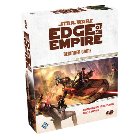 Star Wars: Edge of the Empire Beginner Game